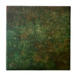 pátina verde azulejos ceramicos