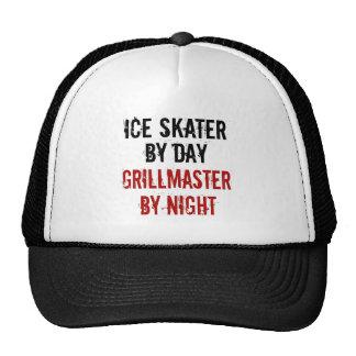 Patinador de hielo de Grillmaster Gorros Bordados