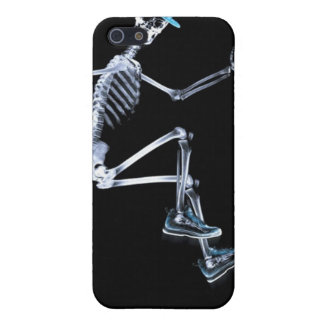 Patinador del cráneo - iPhone 4 o 4s iPhone 5 Carcasa