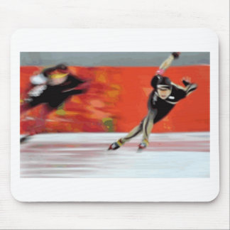 Patinadores Mouse Pad