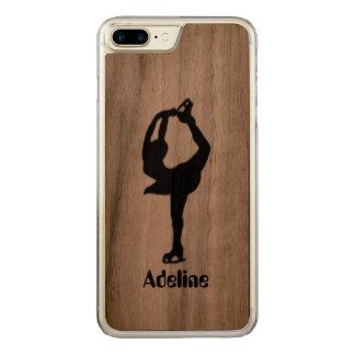 Patinaje artístico el patinaje de hielo del chica funda para iPhone 7