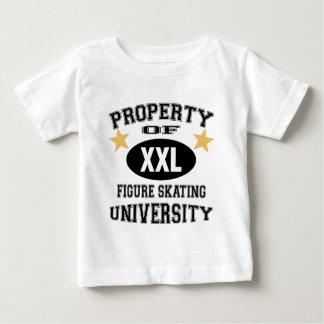 Patinaje artístico la universidad playera de bebé
