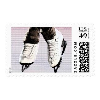 Patines artísticos sellos