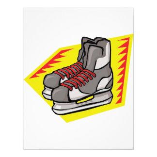 Patines del hockey anuncios personalizados