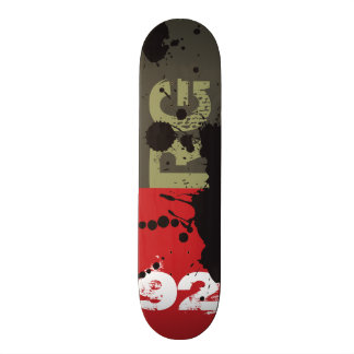 Patineta NETWORK BLACK INK Skateboard