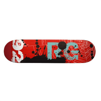 Patineta NETWORK WEB & BLACK INK Skateboard
