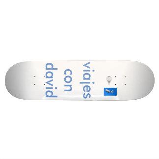 #patinetaviajera skateboard deck
