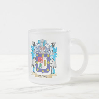 Patino Coat of Arms - Family Crest Coffee Mugs