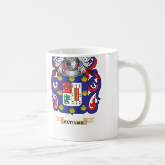 Patino Coat of Arms (Family Crest) Coffee Mugs