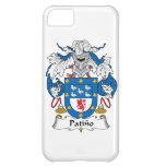 Patino Family Crest iPhone 5C Covers