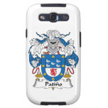 Patino Family Crest Samsung Galaxy SIII Cover