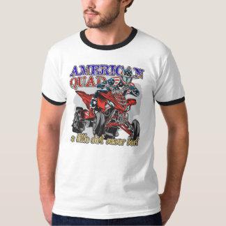 Patio americano remera