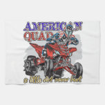 Patio americano toallas