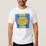 Patio Daddy-O King of the Grill T-Shirt