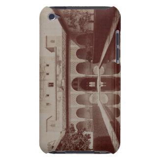 Patio de los Arrayanes, Alhambra, c.1875-80 (sepia iPod Touch Case-Mate Funda