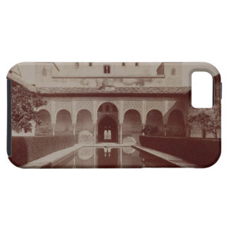 Patio de los Arrayanes, Alhambra, c.1875-80 (sepia Funda Para iPhone SE/5/5s