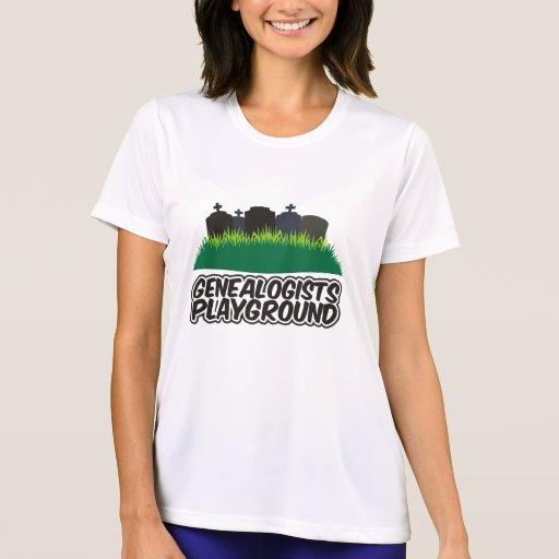 Patio de los Genealogists Camisetas