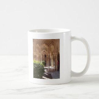 Patio de los Leones Coffee Mug