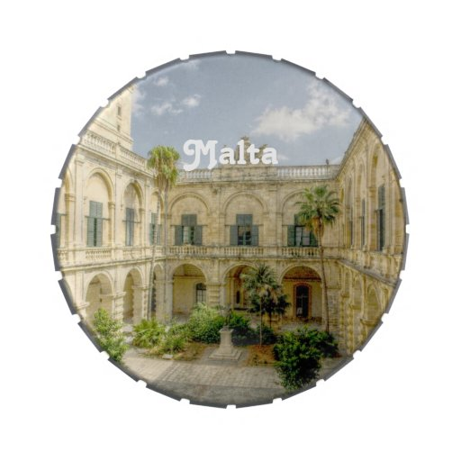 Patio de Malta Frascos De Caramelos