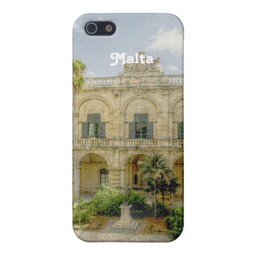 Patio de Malta iPhone 5 Cobertura