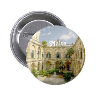 Patio de Malta Pin