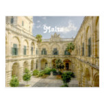 Patio de Malta Tarjetas Postales