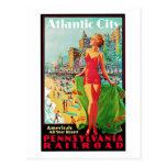Patio del año de América del ~ de Atlantic City to Postales
