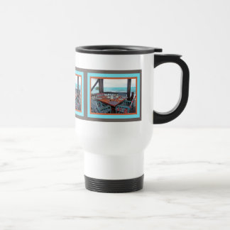 Patio Dining Travel Mug