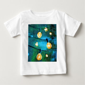 Patio Lights Baby T-Shirt