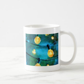Patio Lights Coffee Mug