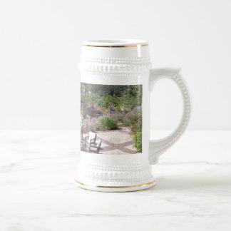 Patio of Croad Tasting Room, Paso Robles Coffee Mug