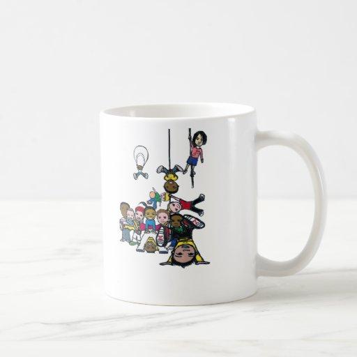 patio taza de café