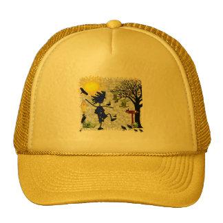 Patio trasero Birding Gorras De Camionero