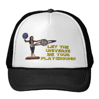 Patio universal gorras