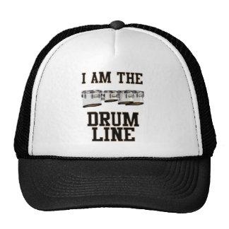 Patios: Soy la línea del tambor Gorros