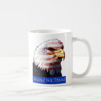Patiot Eagle Coffee Mug