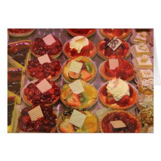 Patisserie de Provence Card