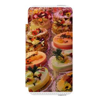 Patisserie de Provence Funda Billetera Para iPhone 5 Watson