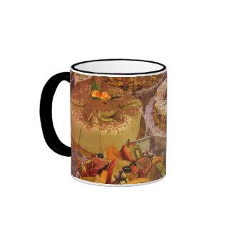 Patisserie de Provence Ringer Mug