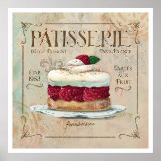 Patisserie I  Poster Art