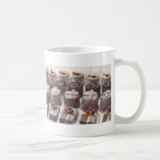 patisserie classic white coffee mug