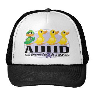 Patito feo de ADHD Gorras De Camionero