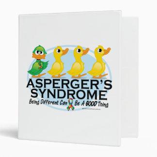 """Patito feo del síndrome de Asperger Carpeta 1"""""""