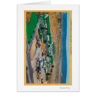 Patmars Motel and Modern Drive-InState Card