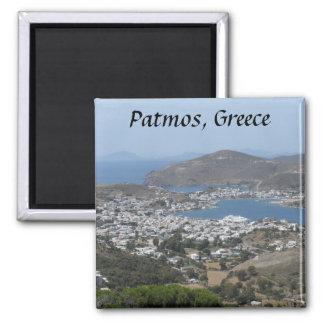 Patmos, Greece Magnet