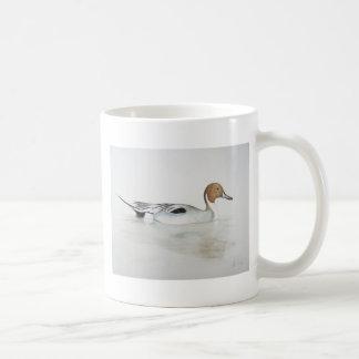 Pato 2011 del pato rojizo taza