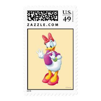 Pato 5 de la margarita timbres postales