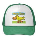 Pato amarillo gorras