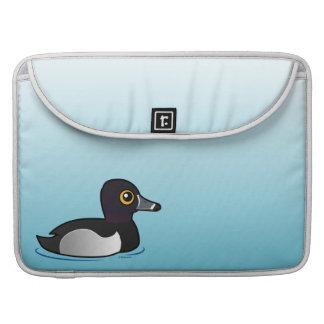 Pato Anillo-necked de Birdorable Fundas Para Macbooks