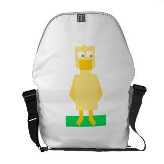 Pato Avatar Bolsa Messenger